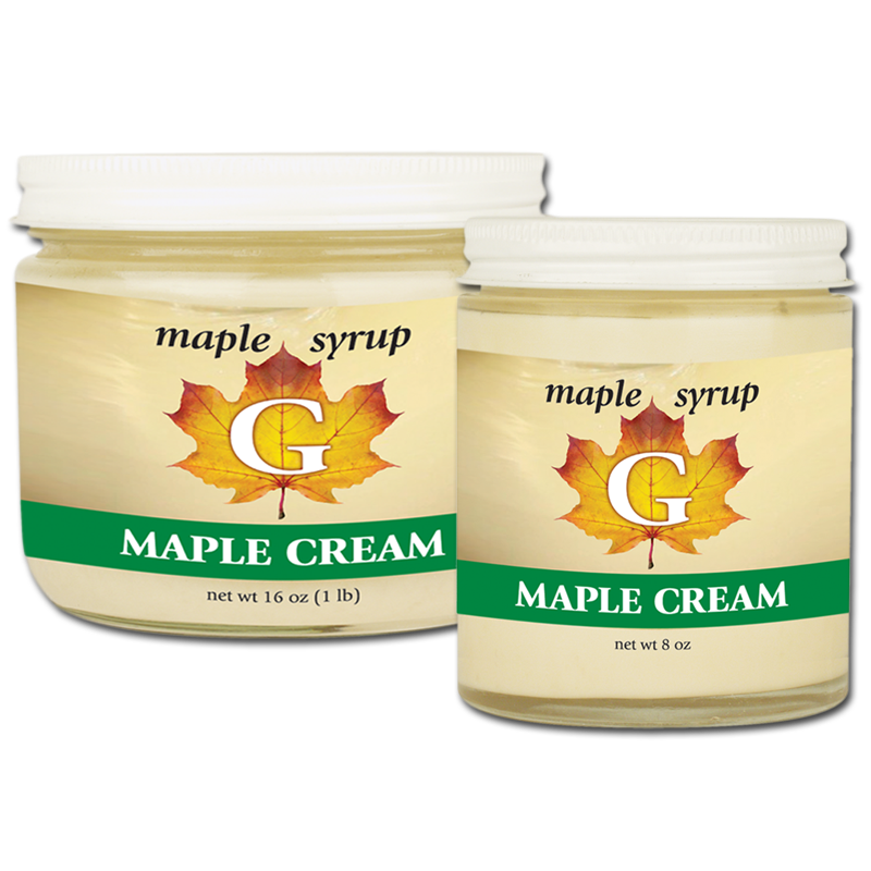 Maple Cream - Greens Sugarhouse